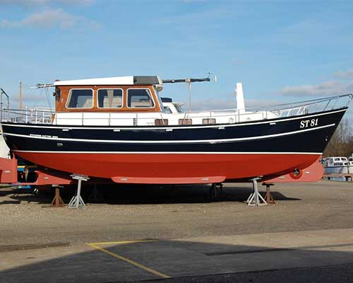 ST81-Stienstra-Jacht-Schilderwerken